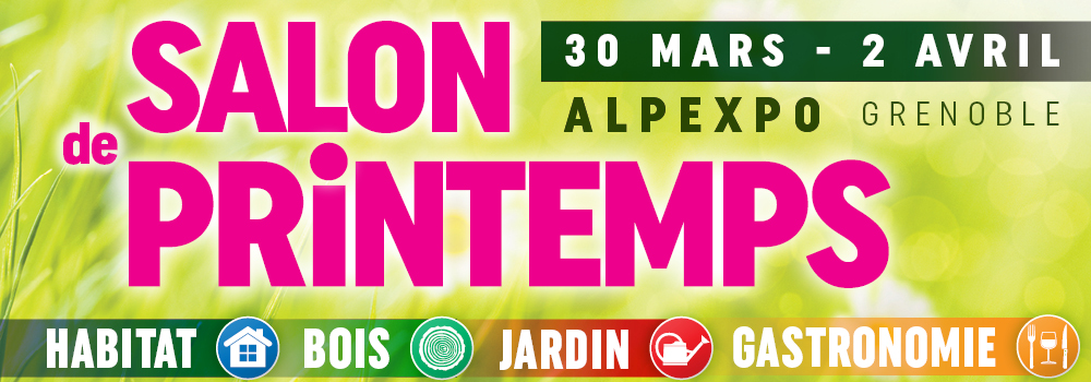 salon printemps grenoble